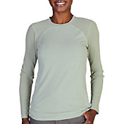 ExOfficio Women's BugsAway Lumen Crew Long Sleeve Shirt