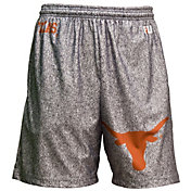 Fit 2 Win Men's Texas Longhorns Grey Static Shorts