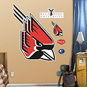 Fathead Ball State Cardinals Logo Wall Decal