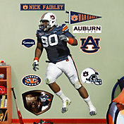 Fathead Nick Fairley Auburn Tigers Wall Decal