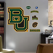 Fathead Baylor Bears 'BU' Logo Wall Decal