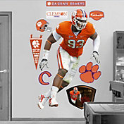 Fathead Da'Quan Bowers Clemson Wall Graphic