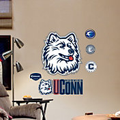 Fathead Jr. UConn Huskies Logo Wall Decal