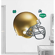 Fathead Notre Dame Fighting Irish Helmet Wall Graphic