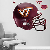 Fathead Virginia Tech Hokies Football Helmet Wall Graphic