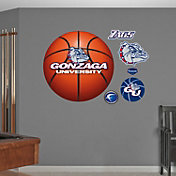 Fathead Gonzaga Bulldogs Basketball Wall Decal