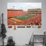Fathead Oklahoma State Cowboys Boone Pickens Stadium Mural