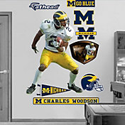 Fathead Charles Woodson Michigan #2 Wall Graphic