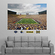 "Fathead Michigan Wolverines Michigan Stadium ""The Big House"" Mural"