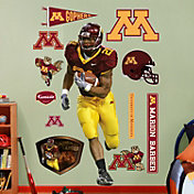 Fathead Marion Barber Minnesota Golden Gophers Wall Decal