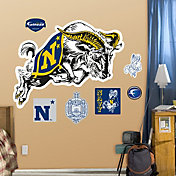 Fathead Navy Midshipmen Logo Wall Decal
