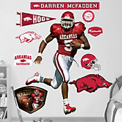 Fathead Darren McFadden Arkansas Razorbacks Wall Graphic