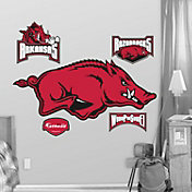 Fathead Arkansas Razorbacks Logo Wall Graphic