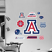 Fathead Arizona Wildcats Team Logo Assortment Wall Graphic