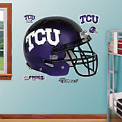 Fathead TCU Horned Frogs Helmet Wall Decal