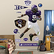 Fathead LaDainian Tomlinson TCU Horned Frogs Wall Decal