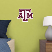 Fathead Texas A&M Aggies Teammate Logo Wall Decal