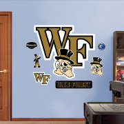 Fathead Wake Forest Demon Deacons Logo Wall Decal