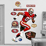 Fathead Jerry Rice Wall Graphic