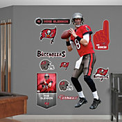 Fathead Mike Glennon #8 Tampa Bay Buccaneers Real Big Wall Graphic