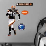 Fathead Josh Cribbs Junior Wall Graphic