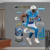 Fathead Antonio Gates #85 San Diego Chargers Real Big Wall Graphic