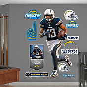 Fathead Keenan Allen #13 San Diego Chargers Real Big Wall Graphic