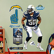 Fathead Manti Te'o #50 San Diego Chargers Real Big Wall Graphic