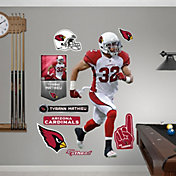 Fathead Tyrann Mathieu #32 Arizona Cardinals Real Big Wall Graphic
