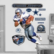 "Fathead Daryl ""Moose"" Johnston Wall Graphic"