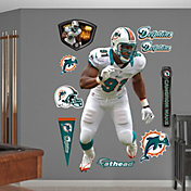 Fathead Cameron Wake #91 Miami Dolphins Real Big Wall Graphic