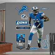 Fathead Ziggy Ansah #94 Detroit Lions Real Big Wall Graphic