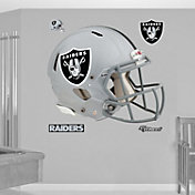 Fathead Oakland Raiders Helmet Logo Wall Graphic