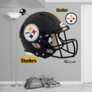 Fathead Pittsburgh Steelers Helmet Logo Wall Graphic