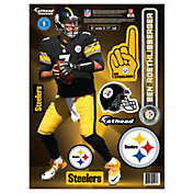 Fathead Pittsburgh Steelers Ben Roethlisberger Teammate Player Wall Decal