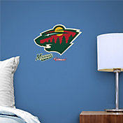 Fathead Minnesota Wild Logo Wall Decal