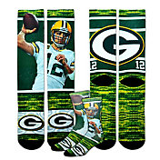Green Bay Packers Aaron Rodgers Rush Socks