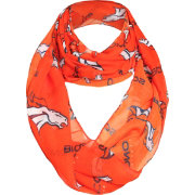 Forever Collectibles Denver Broncos 2016 Logo Infinity Scarf