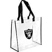 Forever Collectibles Oakland Raiders Clear Reusable Bag