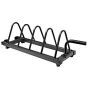 Fitness Gear Weight Storage Rack