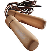 Fitness Gear Leather Jump Rope
