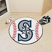 FANMATS Seattle Mariners Baseball Mat