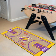 Los Angeles Lakers Court Runner