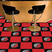 FANMATS Portland Trail Blazers Carpet Tiles
