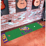 FANMATS LSU Tigers Putting Mat