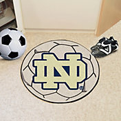 FANMATS Notre Dame Fighting Irish Soccer Ball Mat