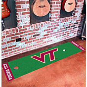 FANMATS Virginia Tech Hokies Putting Mat