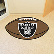 FANMATS Oakland Raiders Football Mat