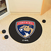 FANMATS Florida Panthers Puck Mat