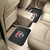 FANMATS Florida Panthers Two Pack Backseat Utility Mats